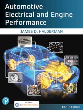 Automotive Electrical and Engine Performance | James Halderman