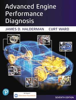 Halderman Advanced Engine Performance Diagnosis