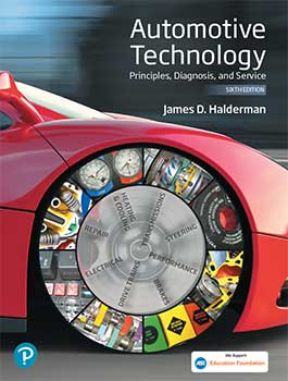 Automotive Technology 5th edition | James Halderman