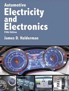 Halderman Automotive Electricity and Electronics