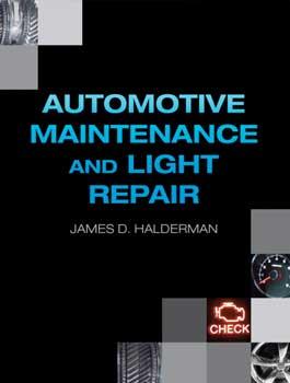 Halderman Automotive Maintenance and Light Repair